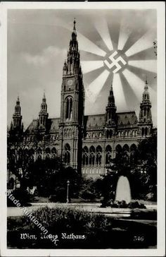 Philasearch.com - Third Reich Propaganda, Buildings and Streets, Views with NS-Symbols