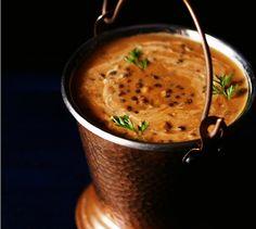 Restaurant Style Dal Makhani