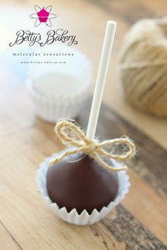 Rustic Cakepops By Bettys Bakery