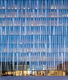 Sir Duncan Rice Library, University of Aberdeen