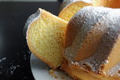 Nuts about food: Gluten free rice flour cake or Torta di riso