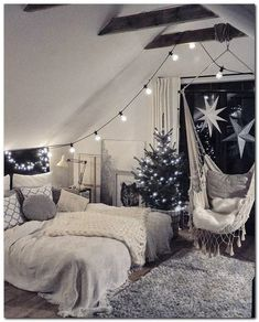 cute home decor 28 Fascinating Bedroom Decorating Ideas ~ Home And Garden Zebra Room Decor, Cute Room Decor, Room Ideas Bedroom, Home Decor Bedroom, Bedroom Curtains, Bedroom Bed, Tumblr Rooms, Stylish Bedroom, Aesthetic Room Decor