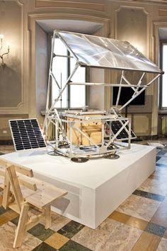 Technology and Design: the digital industrial revolution at Milan 2012 Milan Furniture, Pencil Design, Industrial Revolution, Dezeen, Rustic Industrial, Archipelago, Magazine Design, Technology, Digital