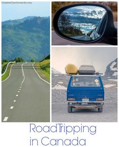 Are you going road tripping this summer? If you are, it's important to remember to pack a few essentials so you can have the best possible time. Cool Places To Visit, Time Travel, The Good Place, Giveaway, Travel Destinations, Road Trip, Essentials, Canada, Creative