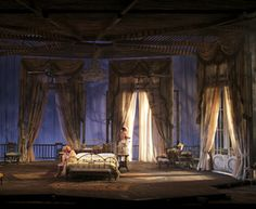 Southern Comfort In Cat On A Hot Tin Roof, Part 2: The Lighting ...