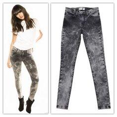 Wildfox Denim - Wildfox Marianne Skinny Jeans in Cosmic Size: 23