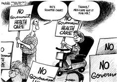 Single-payer cartoons | Physicians for a National Health Program