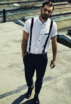 Hipster men - Boy