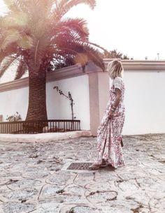 NOEUDS JUSTINE l Clara dress #suncooparis #SS17