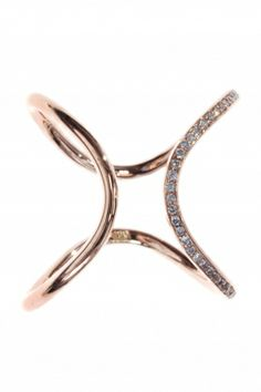 New One Diamant Ring Roségold