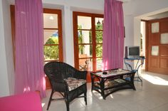 Dream your vacation! Studios, Anna, Curtains, Traditional, Vacation, Home Decor, Blinds, Vacations, Decoration Home