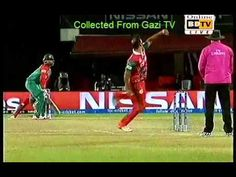 ICC World Cup T20 2016 Bangladesh Vs Oman Match Live Today Part - 4