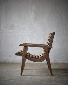 Michael & Grabe Van Beuren - Easy Chair