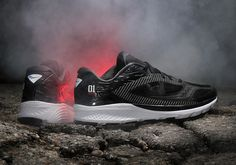 "#sneakers #news  Premier And Saucony Create A ""Nightstrike"" Edition Of The Kinvara 7"