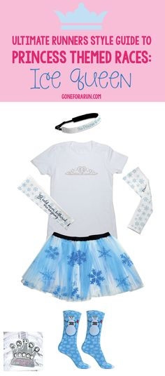 Ice Queen outfit ide