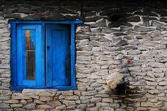 Blue Window by Ahmed Najeeb (Maldives)