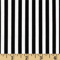 (better spaced steps) Beetle juice pants Michael Miller Clown Stripe White from Designed for Michael Miller, this cotton print fabric is perfect for quilting, craft projects, apparel and home décor accents. Colors include black and white. Michael Miller, Palm Beach Regency, Fabric Board, Riley Blake, Fabulous Fabrics, Custom Dolls, Decoration, Fabric Design, Dekorasyon
