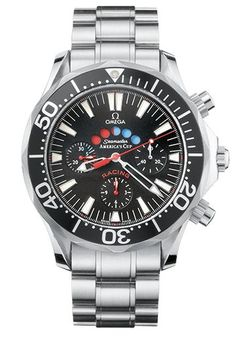Omega Seamaster 300 America's Cup Racing