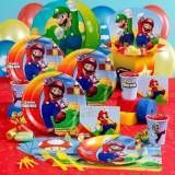 *Super Mario Party Supplies: Deluxe Pack for 16