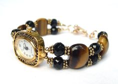 beaded watch bands | 14k g f accent beaded watch women s beaded watches