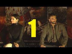 UNCUT Bajirao Mastani trailer launch | Ranveer Singh, Deepika Padukone, Priyanka Chopra | PART 1