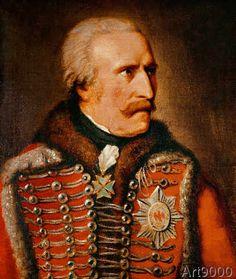 Johann Heinrich Wilhelm Tischbein - Gebhard Leberecht Bluecher, Prussian Fie