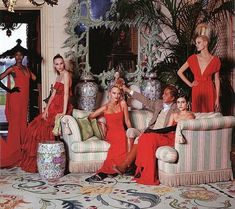 Surrounded by signature Valentino red from the Haute Couture Fall collection. Valentino Spa, Very Valentino, Spa Branding, Last Emperor, Italian Fashion Designers, Fine Wine, Opening Ceremony, Valentino Garavani, My Style