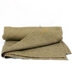 Belgian Wool Blanket. Brown/s. | Endicotts