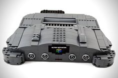 Transforming Nintendo 64 LEGO Creation is the Coolest Ever