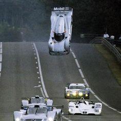 Mark Webber, Le Mans 1999
