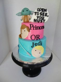 This is the only reason I would ever have a gender reveal party! Lol