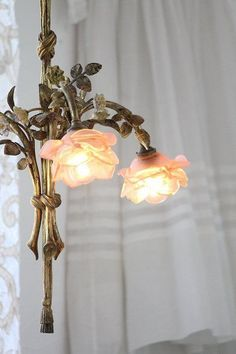 Antique chandelier France