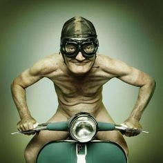 Once a biker, always a biker.