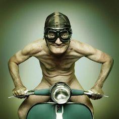 Easy rider. S)
