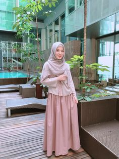 Coming Soon Hanbok Ayana Casual Hijab Outfit, Hijab Dress, Cute Casual Outfits, Hijab Fashion Summer, Modest Fashion, Fashion Outfits, Beautiful Hijab Girl, Moslem Fashion, Hijab Fashion Inspiration