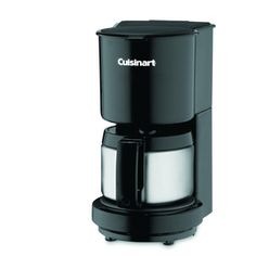 Cuisinart Cup Coffee Maker W/ss Carafe 4 Cup Coffee Maker, Coffee Cups, Coffee Coffee, Fresh Coffee, Small Appliances, Carafe, Kitchen Accessories, Cleaning Wipes, Household