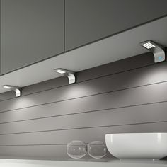 Modica Led Under Cabinet Surface Mounted Light Lighting Kitchen