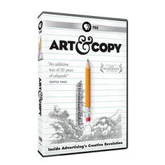 Independent Lens: Art & Copy:  Inside Advertising's Creative Revolution DVD