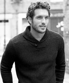 buff man, dark curly hair - Google Search