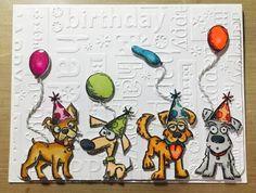Image result for tim holtz crazy dogs
