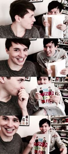 "Mmkay, so we've got CUTE af, and a "" Heart Eyes Howell "" and a "" Love Eyes Lester "". >> MY TWO FAVE FACES IN ONE PIC OMG THE LOVE IS TOO REAL"