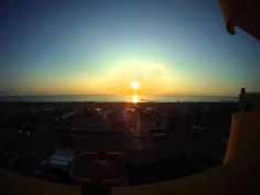 """Sunrise Over Rimini"" by @acooknotmad, via YouTube"
