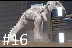 LEGO Jurassic World Game Level #16  Welcome To Jurassic World (Gameplay ...