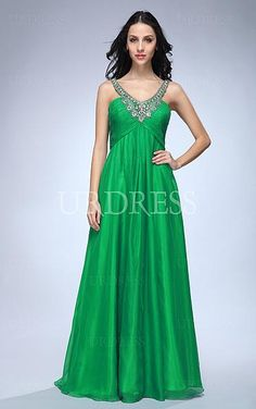 Find out the latest Crystal A-line V-neck Floor-length Dress with Needresses. From evening dresses to prom dresses, cocktail dresses to maxi dresses and more. Shop one from thousands of dresses here.