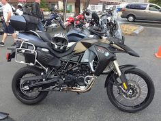 Dream Your Ride : The 2016 BMW F800GSA - A First Impression Hero Motocorp, Bmw Motorbikes, Royal Enfield, Motorcycle Bike, Bikers, Yamaha, Harley Davidson, Honda, Motorcycles