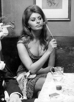 Sophia Loren   #classic #film #OldHollywood #movies #cinema #vintage #icon #legend #actress #legendary #beauty #sexy #Italian