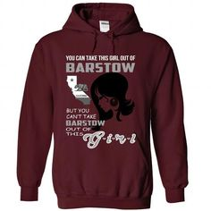 Barstow Girl - #thank you gift #college gift. CHECK PRICE => https://www.sunfrog.com/No-Category/Barstow-Girl-2848-Maroon-Hoodie.html?68278