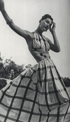 Dying in Dior by Taryn Potasky: Throwback Thursday: 1950's