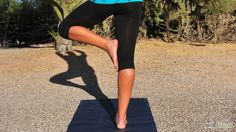 Prenatal yoga poses  therapy exercises to help round ligament pain