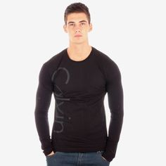 Tee Shirt Calvin Klein Cmp07K Noir